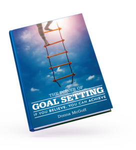 Goal Setting Book from Donna McGoff