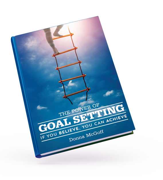 Goal Setting - Books By Donna McGoff